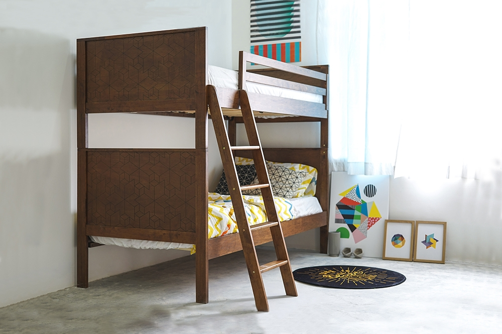 GEOME BUNK BED