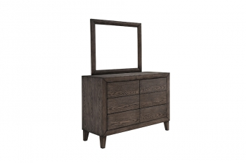 SUENO DRESSER WITH MIRROR